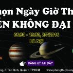 Lịch Học tại Tuong Minh Academy (Tháng 5 – Tháng 7/2016)